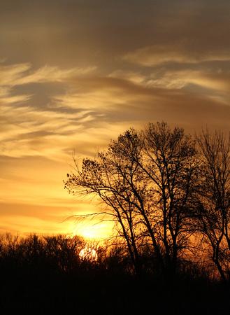Sunrise at DeSoto